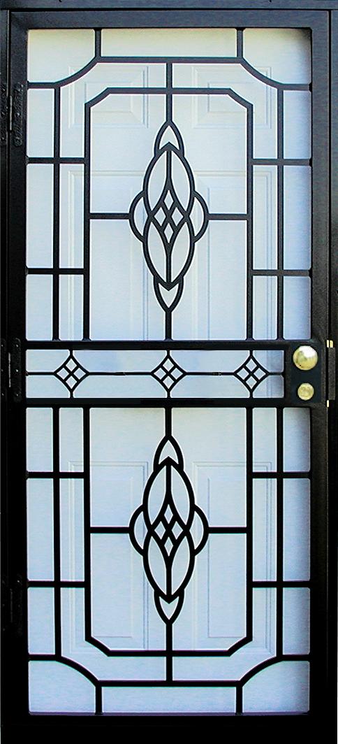 Security Quality Door-2mod