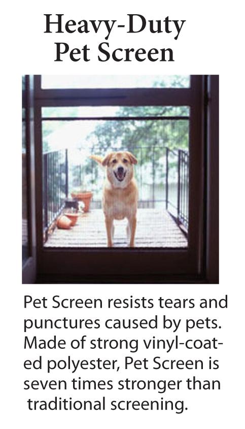HD Pet Screen
